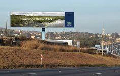 あなたの冒険心を加速させる、Land Roverの看板広告  |  AdGang