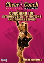 ~*Cheer Coach & Advisor Presents Coaching 101: Introduction to Motions and Progressions*~ *Step-by-step instruction with counts. *Essential cheer motions that every squad should know. *Sequence progression includes both counts and cheers to demonstrate flow of cheerleading motions. #ChampCheer #BecomeYourBest #AchieveExcellence #ChampionshipProductions #Cheer #Coach #Sharp