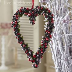 Top 10 Shabby Chic Christmas Decorations