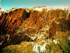 Cavernas de sal, Valle de la Luna, San Pedro de Atacama, Chile