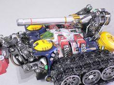 埋め込み Super Robot Taisen, Big Robots, Japanese Robot, Vintage Robots, Cool Inventions, Toy Craft, Akira, Monster Trucks, Toys