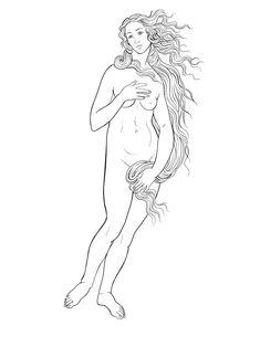 Venus boticcelli