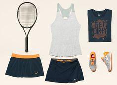 Nike Tennis for French Open (Roland Garros) 2013 Victoria Azarenka