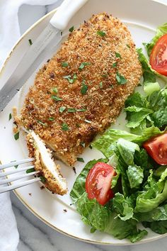 Mustard Herb Crusted