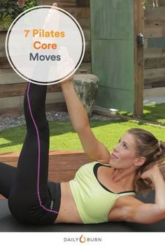 Can't remember the last time you tried to tone your core? Though it might sound intimidating, a Pilates workout could be one way to start developing a stronger center. | http://Health.comCan't rememb