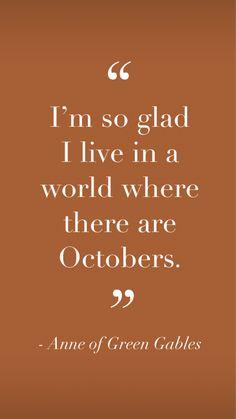 Habitually Chic® » October Inspiration 2018