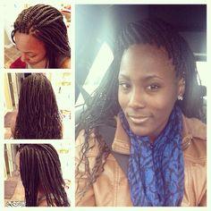 Braids, braids & braids! #braids #protectivestyle #naturalhair #aglascellsnaturalloft