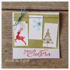 Ingrid's scrapfrutsels: Christmas in....