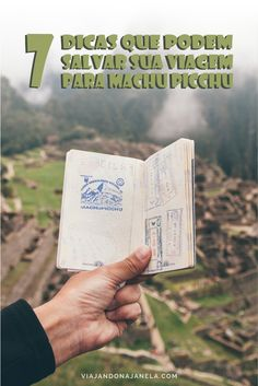 Machu Pichu (Peru) - Important Tips! - Viajando na Janela - 2019 - Pichu, Peru Travel, South America Travel, Travel Guides, Travel Items, Travel Guide, Travel Themes, Travel Inspiration, Suitcases