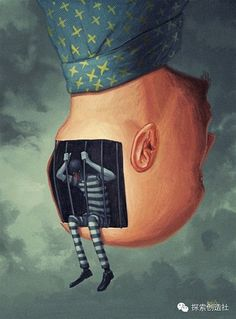 Prisoner of One's Mind.  Cannot find out the name of the author.
