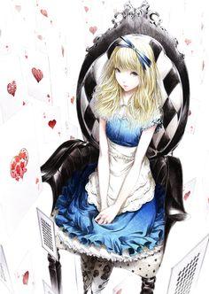 /Alice (Alice in Wonderland)/#1364591 - Zerochan