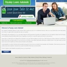 Payday Loans Adelaide
