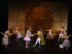 """Lina Morgan """"baila"""" ballet - YouTube"""