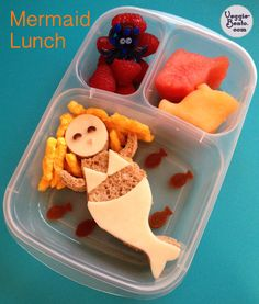 Mermaid Bento Lunch