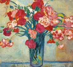 Louis Valtat  Bouquet of Flowers  Late 19th - early 20th century