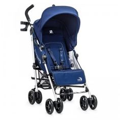 The Vue is an umbrella stroller giving parents the option of having baby facing forward or backwards while strolling.