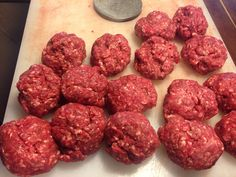 Burgers in Production