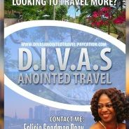 #CHESTERFIELD #VA BASED #BLACKBIZ: DivasAnointedTravel is now a member of Black Folk Hot Spots Online #BlackBusiness Community... SHARE TO #SUPPORTBLACKBUSINESS -TODAY!  Hello I am a certified travel consultant I specialize in individual travel group travel family reunion destination weddings weekend getaways and so much more please allow me to specialize a vacation package just for you whether individual...  CLICK AND SHARE> Felicia Peay's Page