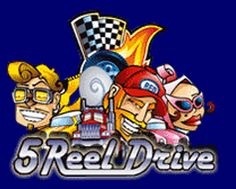 A #5ReelDrive slot has payments according to the paytable this game, only the combinations on active paylines give prize. Gains are calculated from left to right - except dispersers symbols, one of the symbols must appear on the drum leftmost, and symbols must be next to each other on the active pay line.