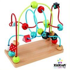 KidKraft Bead Maze (330 MAD) ❤ Liked On Polyvore Featuring Home, Childrenu0027s  Room