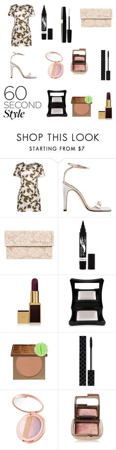 """""""Photo shoot"""" by ceiraxox ❤ liked on Polyvore featuring Sergio Rossi, Clare V., Rimmel, Chanel, Tom Ford, Illamasqua, tarte, Gucci, Hourglass Cosmetics and 60secondstyle"""