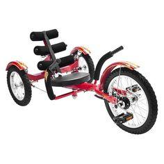 Helme & Protektoren Radsport In-Vizz Ascent red combL=58-62cm
