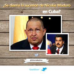 El manejo de la situación de la salud de Hugo Chávez  es cruel, ¿todo lo hacen en torno a la sucesión de Maduro? ¿Por ese motivo manipulan la recuperación de Chávez?  ¿Cuál será la verdad?  Maduro dice que está en Cuba acompañando a Chávez y a su familia.   La disputa es cada vez mayor. Diosdado Cabello  se atrinchera en Venezuela.