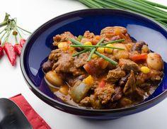 Chili con Carne mit Rindfleisch Rezept