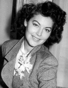 Ava Gardner, 1950s