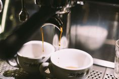 The Best Coffee Makers That Let You Brew Instant Hot Water Too Starbucks, Italian Drinks, Italy Coffee, Double Espresso, Harry Potter Food, Best Coffee Maker, How To Order Coffee, Single Serve Coffee, Places