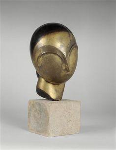 Constantin Brancusi, Danaide, 1913