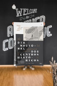 National Historical Centres Day / on Behance #poster #print