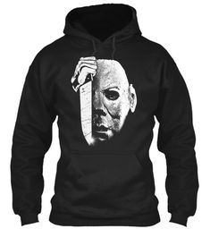 Funny Halloween Horror Mask Tee Shirt Forest Green T-Shirt Front Michaels Halloween, Halloween 2, Halloween Horror, Michael Myers, Horror Shirts, Horror Masks, Halloween Sweatshirt, T Shirt Costumes, Tee Shirts