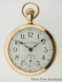 dating-a-hampden-pocket-watch