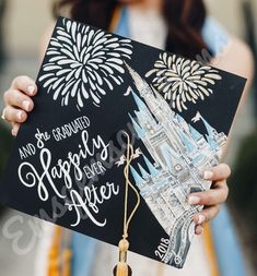 2019 Best Graduation Cap Ideas for Everyone - Graduation pictures,high school Graduation,Graduation party ideas,Graduation balloons Teacher Graduation Cap, Disney Graduation Cap, Graduation Cap Toppers, Graduation Cap Designs, Graduation Cap Decoration, Graduation Ideas, Graduation Quotes, Graduation Invitations, Graduation Announcements