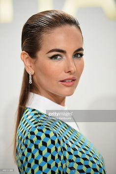 Lookspotting Camilla Belle al lancio della nuova fragranza di Michael Kors