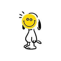 Snoopy by Seiji Matsumoto Line Illustration, Character Illustration, Smiley, Illustrations Posters, Cool Art, Graffiti, Character Design, Sketches, Graphic Design