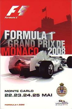 #Monaco #GrandPrix #FrenchRiviera 2008