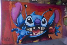 Stitch  by ~StonieB