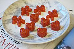 wapf tradisjonskost gelegodis gelatin tarm godis FODMAP sukkerfri glutenfri melkefri