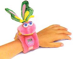 Watchimals....I forgot ALL ABOUT THESE!!! I had this one!!