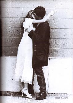 """""""Prom Queen"""" by Ellen von Unwerth for Vogue Italia August 1994 Ellen Von Unwerth, Prom Queens, Be My Baby, 90s Kids, Vogue, Beauty, Ads, Fashion, Engagement"""