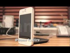 iPhone 4s Wireless Charging Mod Demonstration and Tutorial (3:11) ➤ http://www.youtube.com/watch?v=i7WDQz6vv0s - 2012 07 07