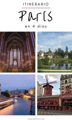 Itinerario paris 4 dias Budapest, Feng Shui, Big Ben, Spain, Mansions, House Styles, Building, Outdoor Decor, Travel