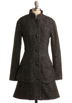 The Chimney Sweep Coat from @modcloth and $119.99.