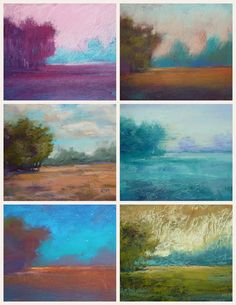 Karen Margulis Painting my World: Three Easy Steps to Improved Paintings & challenging yourself