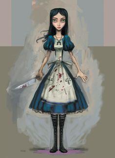 #AliceMadnessReturns