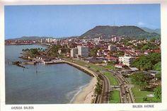 Ciudad de Panamá... Los años 60 - I was living in one of those apartments in 1964!