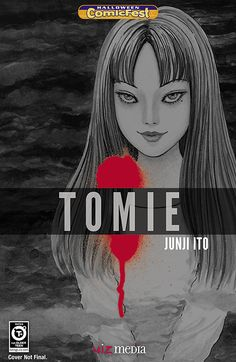 Tomie Kawakami is a femme fatale with long black hair and a beauty mark just under her left eye. She can seduce nearly any man, and drive them to murder as well, even though the victim is often Tomie herself. While one lover seeks to keep her for himself, another grows terrified of the immortal succubus. But soon they realize no matter how many times they kill her, the world will never be free of Tomie.