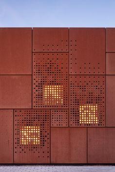 kazu721010: City Library Bruges / Studio Farris Architects